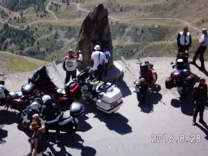 Stelvio Motorreizen Col de Bonette