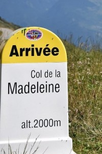 Stelvio Motorreizen Col de la Madeleine