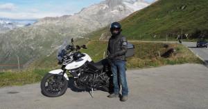 Harry Italië met Stelvio Motorreizen