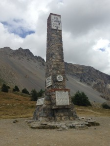 Col Izoard Franse Alpen met Stelvio motorreizen