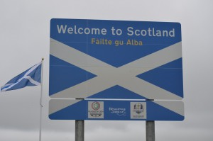 Welcome to Scotland Fantastische Motorreizen