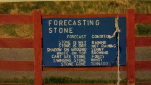 Fore casting stone
