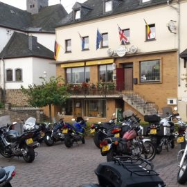 Luxemburg weekend motorrijden eind september.