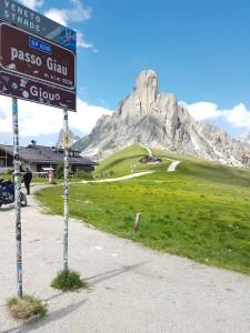Passo Giau Oostenrijk met Stelvio Motorreizen