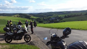 Mooi Luxemburg Stelvio Motorreizen