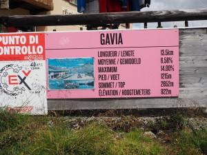 Italië met Stelvio Motorreizen Gavia weetjes