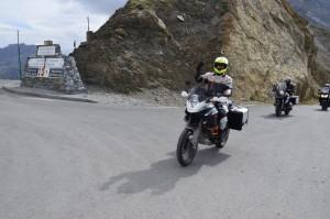 Galibier met Danny met Stelvio motorreizen