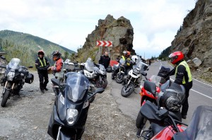 Transfagarassan Roemenië met Stelvio Motorreizen