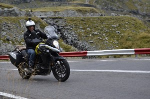 Jan Transfagarassan Roemenië met Stelvio Motorreizen