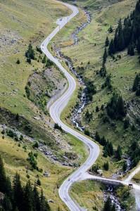 Transfagarasan Roemenië met Stelvio Motorreizen