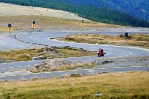 Heerlijke bochten Roemenië met Stelvio Motorreizen