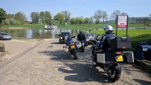 Stelvio Motorreizen Oversteek van de Weser