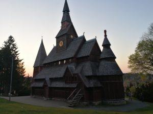 Stelvio Motorreizen Staafkerk