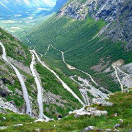 Fantastische groepsreis naar Noorwegen
