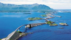 Atlanterhavsveien, of Atlantic Road