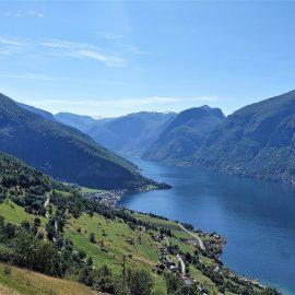Foto's van de motorreis naar Noorwegen