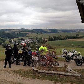 Motorreis Luxemburg 27 t/m 30 september