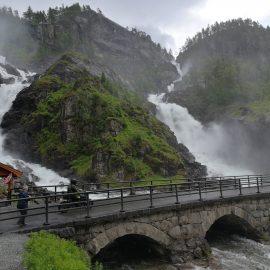 Nieuwe video van de motorreis naar Noorwegen